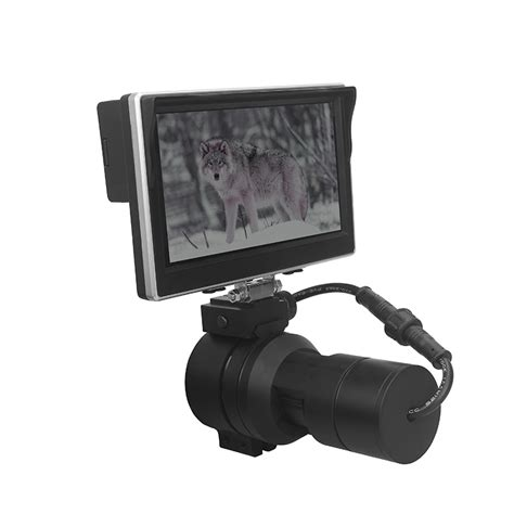 Night Vision Scope For Rifle With Camera