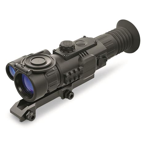 Rifle-Scopes Night Vision Scopes For Rifles For Sale.