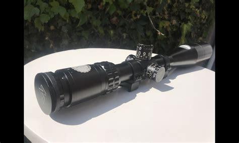 Nightforce Competition 15-55x52 Zerostop Riflescope