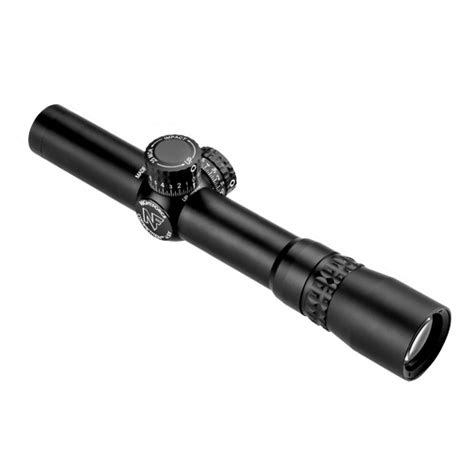 Nightforce Competition Fixed Power 4 5x24 Sr2 Reticle
