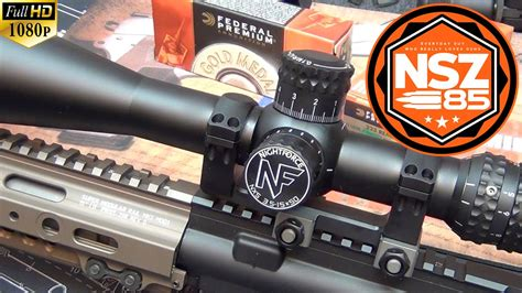 Nightforce Nxs Scope Full Review