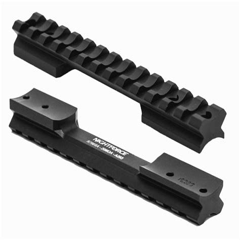 Nightforce Picatinny Rail Remington 700