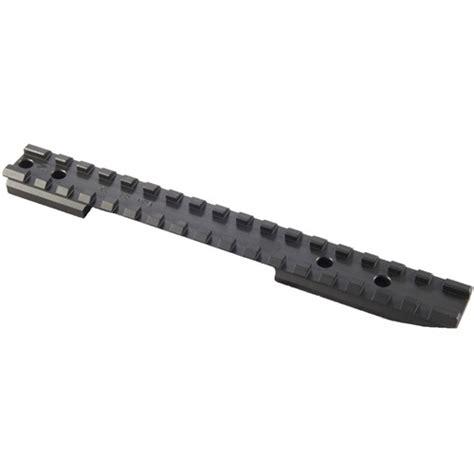 Nightforce Tapered Steel Bases Remington 700 Long Action 20 Moa Base