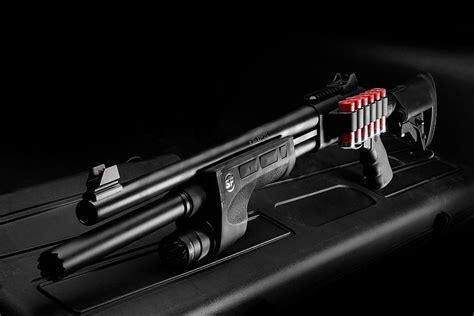 Nighthawk Tactical Shotgun