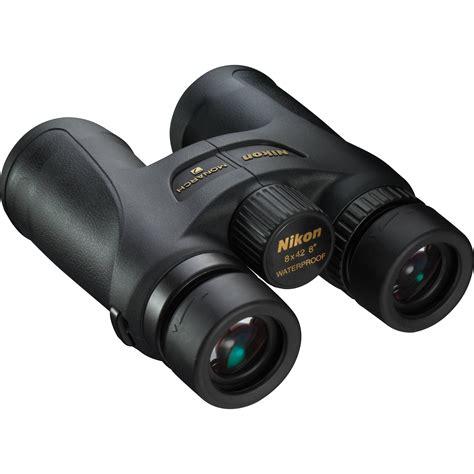 Nikon 7548 MONARCH 7 8x42 Binocular Black - Amazon Com