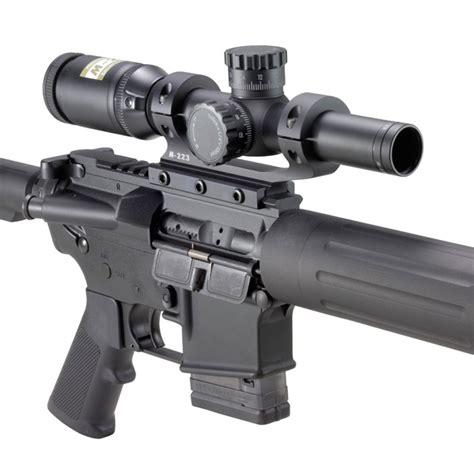 Nikon M223 14x20 Point Blank Scope Ar15 Sight In
