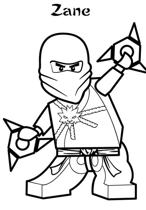 Ninjago Malvorlagen Kostenlos