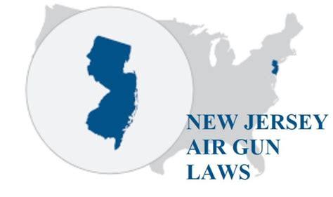 Nj Air Rifle Laws