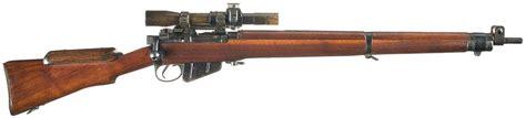No 4 Mk1 T Sniper Rifle For Sale