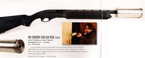 No Country For Old Men Shotgun Silencer