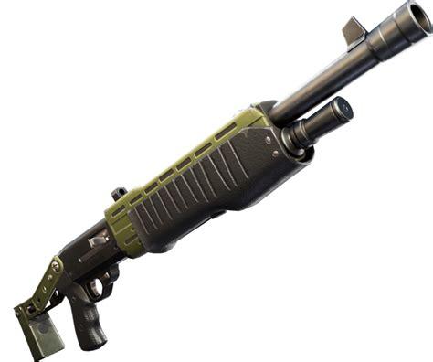 No Pump Shotgun Fortnite