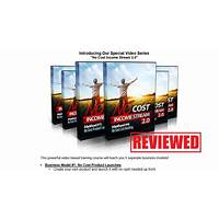 No cost income stream 2 discount code