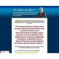 No ms acidez (tm): heartburn no more(tm) in spanish! no competition! secrets
