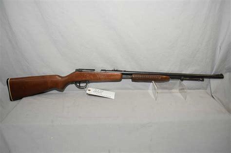 Noble Model 235 Pump Action 22 Caliber Rifle