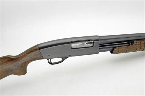 Noble Model 60 16 Gauge Pump Shotgun