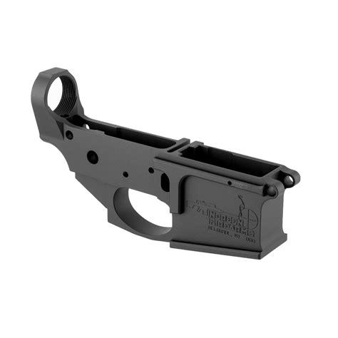 Noreen Firearms Llc Ar15 Stripped Billet Lower Receiver