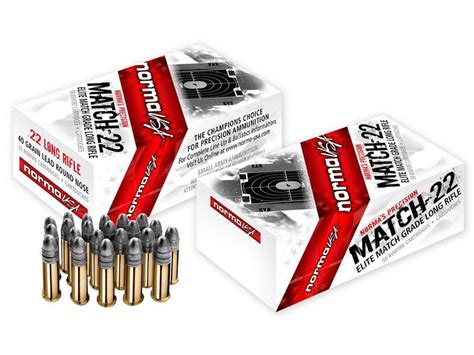 Norma 22 Ammo Review
