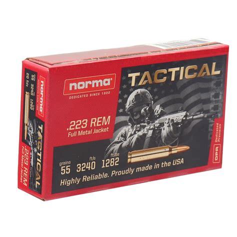 Norma 223 Ammo