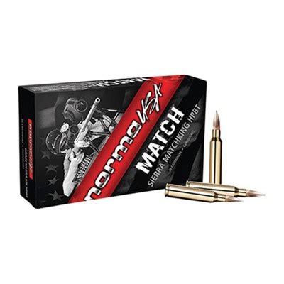 Norma Match Ammo 223 Remington 77gr Hpbt Brownells