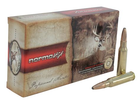 Norma Oryx 165 Gr In 308 Win Hunting Ammo Norma