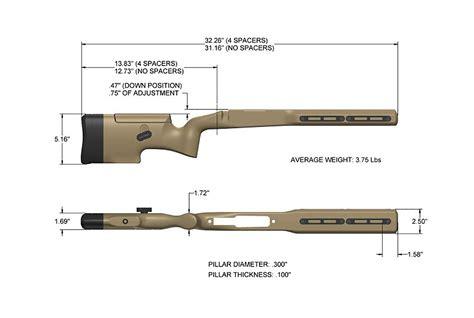 Normal Hunting Rifle Barrel Length