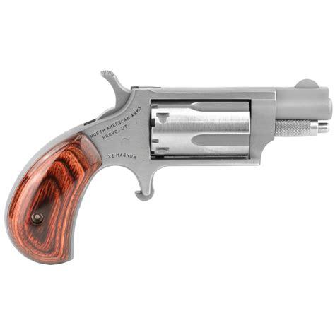 North American Arms Mini Revolver 22 Mag 1 125in 5rd