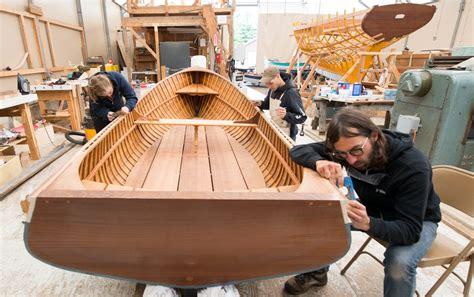 Northwest school of wooden boatbuilding Image