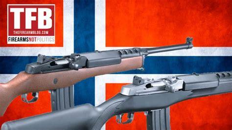 Norwegian Hunting Rifles