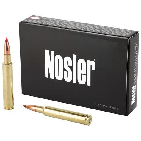 Nosler Ballistic Tip 280 Ackley Improved Ammo 280 Ackley Improved 140gr Ballistic Tip 20box