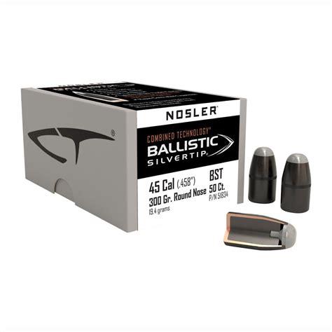Nosler Inc Ballistic Silvertip Bullets Dominqueyedinak And Smith Wesson10 40 45 59 69 5906 Trigger Safety