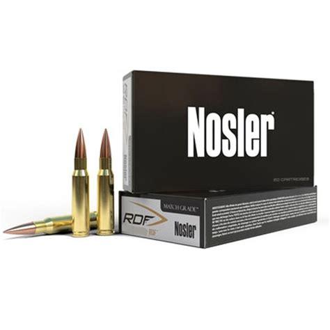 Nosler Inc Handgun Ammunition - Cheaper Than Dirt