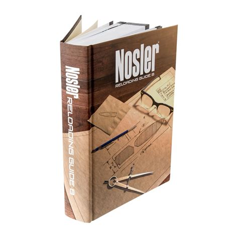 NOSLER INC RELOADING MANUAL-8TH EDITION Brownells