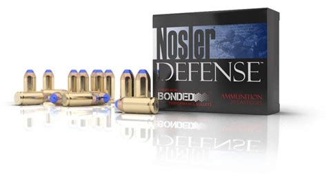 Nosler Jhp For Self Defense