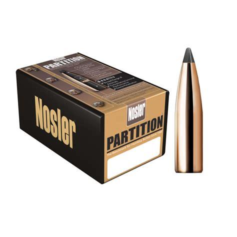 Nosler Partition Bullet