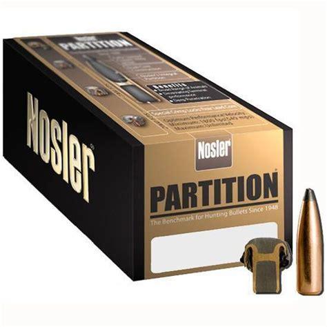 Nosler Partition Bullets Nosler Inc Projectdeepnine Com