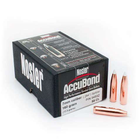Nosler S AccuBond Bullet