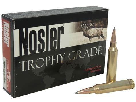 Nosler Trophy Grade Ammunition And Slings Slings Sling Swivels At Brownells