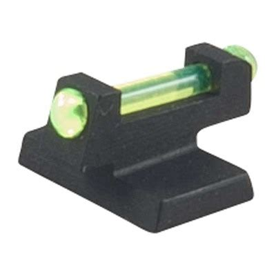 Novak Fiber Optic Front Sight Green Fiber Optic Front Sight, Green, 245