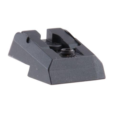 Novak Lomount Adjustable Plain Black Rear Sight Egw Gun Parts