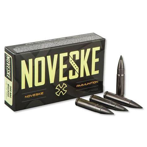 Noveske Ammunition Nosler - Bullets Brass Ammunition