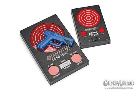 Nra Gun Gear Of The Week Laserlyte Score Tyme Target