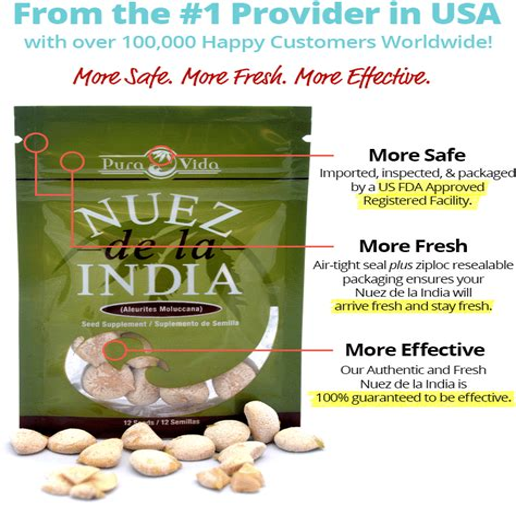 Nuez dela india diet guide Image