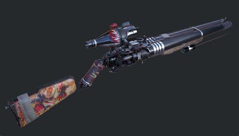 Nuka World Sniper Rifles