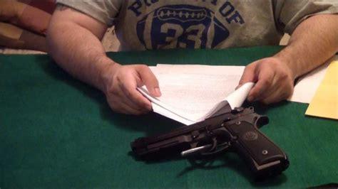 Nyc Handgun Permit Process