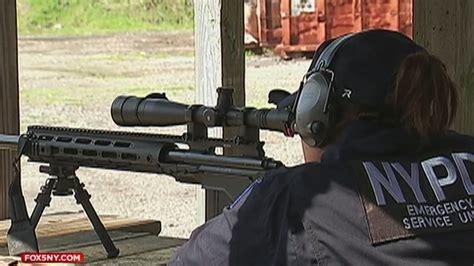 Nypd Sniper Rifle