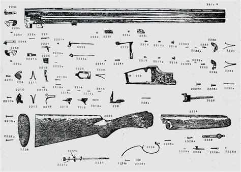 O U Shotgun Parts