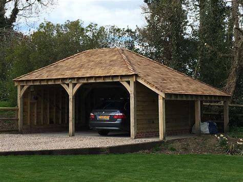 oak carport plans.aspx Image