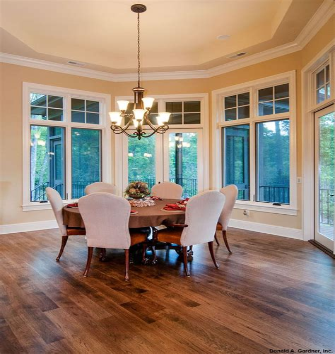 octagon cabin plans.aspx Image