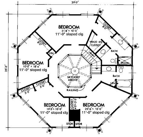 Octagon cabin plans Image