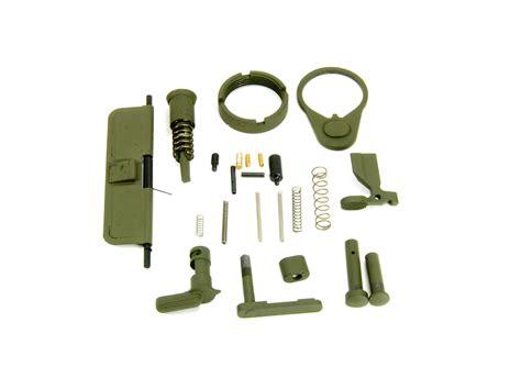 Od Green Ar15 Lower Parts Kit